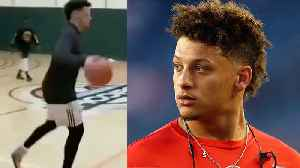 Patrick Mahomes BANNED From Playing Basketball According To KC Chiefs GM! [Video]