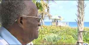 Man led effort in the 1950's to desegregate beach [Video]