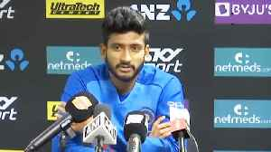 News video: India Vs NZ : Khaleel Ahmed says, Will play 3rd Match with mindset to win series | Oneindia News