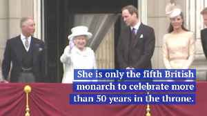When Elizabeth Became The Queen [Video]