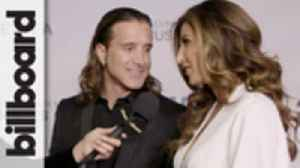 Scott & Jaclyn Stapp Talk Being Inspired by Dolly Parton at MusiCares Person of the Year | Billboard [Video]