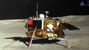 NASA's Lunar Reconnaissance Orbiter Spots China's Chang'e 4 Rover On The Moon [Video]