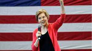 Elizabeth Warren to Kick Off Presidential Bid With First Big-Name Endorsement​ [Video]