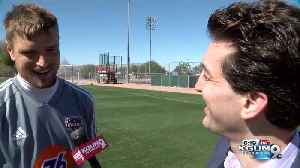 One on one with the Houston Dynamo [Video]