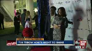 Tim Tebow hosts Night to Shine prom at Tampa church [Video]