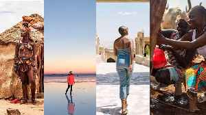 Jessica Nabongo Might Become the First Black Woman to Travel to Every Country [Video]