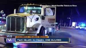 Two killed in crash, one injured in Delray Beach [Video]