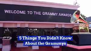Here Are Some Interesting Grammy Facts [Video]