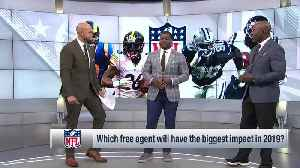 Which free agent will have the biggest impact in 2019? [Video]