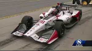 After a 15 year absence, Indy cars are back at Laguna Seca [Video]