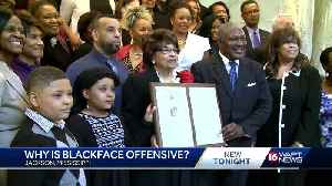 Civil rights activists in the metro taking a stand [Video]