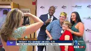 A Night to Shine: a prom for people with special needs [Video]