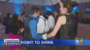 'Night To Shine' Prom Events All Inclusive [Video]