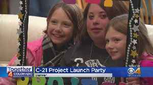 C-21 Project Clothing Line Celebrates Launch Party [Video]