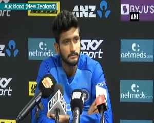 Ind vs NZ Will play third match with mindset to win series, says India pacer Khaleel Ahmed [Video]