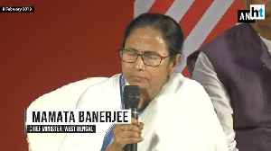 There is no bride groom only band party Mamata Banerjee on PM Modi [Video]