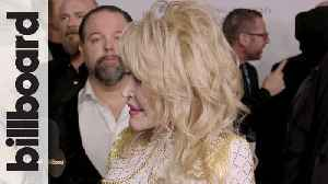 News video: Dolly Parton Talks Female Empowerment, Miley Cyrus & More at MusiCares Person of the Year | Billboard