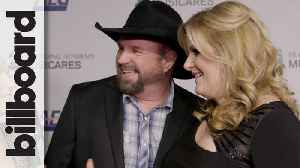 Garth Brooks & Trisha Yearwood Talk Dolly Parton at MusiCares Person of the Year | Billboard [Video]