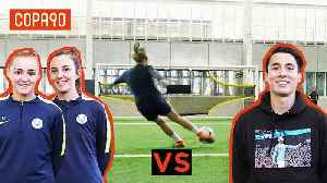 Amateur vs Man City Pros! | Shooting Challenges: Timbsy vs The World [Video]