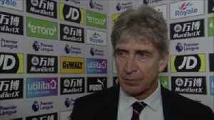 Pellegrini: Draw a fair result [Video]
