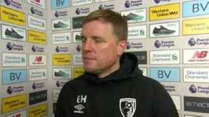 Howe: We couldn't deal with Liverpool [Video]