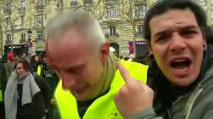 France's 'yellow vest' protests rage into 13th week [Video]