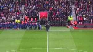 Stadium pays tribute to Emiliano Sala [Video]