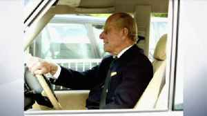 Prince Philip 'voluntarily' gives up driving licence after January car crash [Video]