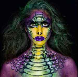 Rupinder Ashan's Makeup Art Will Blow Your Mind [Video]