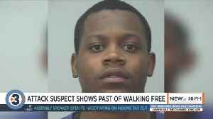 Suspect in 'egregious' Langdon Street attack on probation for violent crime at time of incident [Video]