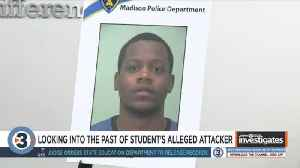 Looking into past of student's alleged attacker [Video]