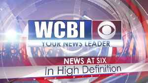WCBI NEWS AT SIX - FEBRUARY 8, 2019 [Video]