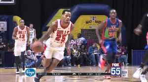 Bulls gain control of central division with win at Fort Wayne [Video]