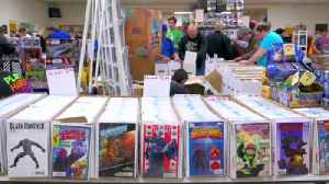 VIDEO: Lehigh Valley Comic Con hosted at Lehigh Carbon Community College [Video]