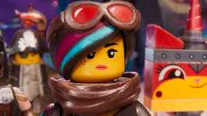 'The LEGO Movie 2' Only Earned $34 Million [Video]