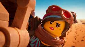 'The Lego Movie 2: The Second Part' Disappoints At Box Office [Video]