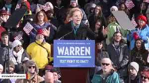 Elizabeth Warren On Presidential Race: Trump 'May Not Even Be A Free Person' In 2020 [Video]