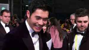 BAFTAs 2019: Henry Golding is ready to celebrate [Video]