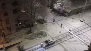 Belltown Blanketed in Snow As Seattle Hit With Rare Winter Storm [Video]