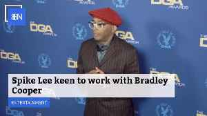Spike Lee Wants To Work With Bradley Cooper After What Happened 10 years Ago [Video]