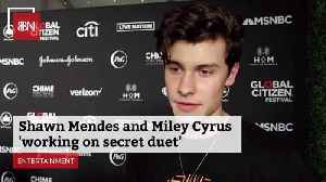 Watch For A Duet With Miley Cyrus And Shawn Mendes At The Grammys [Video]
