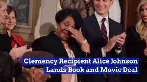 Alice Johnson Has Gone From Inmate To Respected Celebrity [Video]