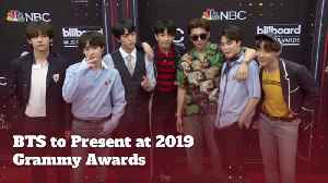 BTS Will Be A Presenter At The Grammy Awards [Video]