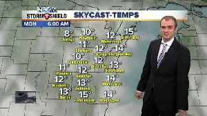 Gino Recchia NBC26 Storm Shield Weather Forecastv [Video]