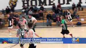 Teens & Special Needs Players Play For Fallen Friend [Video]