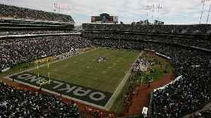 Report: Raiders Negotiating to Play at Oakland Coliseum in 2019 [Video]