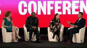 John Legend, Malika Saada Saar, Lenore Anderson and Robert Rooks | The 2019 MAKERS Conference [Video]
