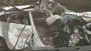 2 Killed In Wrong-Way Crash On Highway 1 In Pacifica [Video]