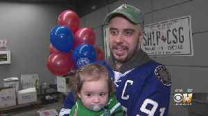 Dallas Officer Diagnosed With Cancer Gains Support System From Stars Players [Video]