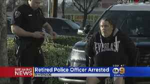 Retired Police Officer Arrested After Shooting [Video]